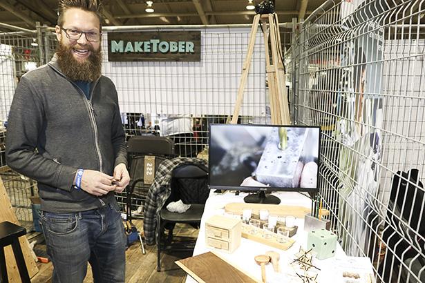 S3 Maker Faire Calgary JF